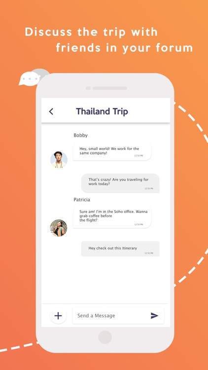 WaktuIN : Travel Planner screenshot-3