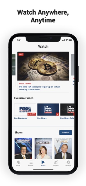 Fox Business Invested In You On The App Store