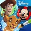 迪士尼魔法涂色-填色画画益智游戏