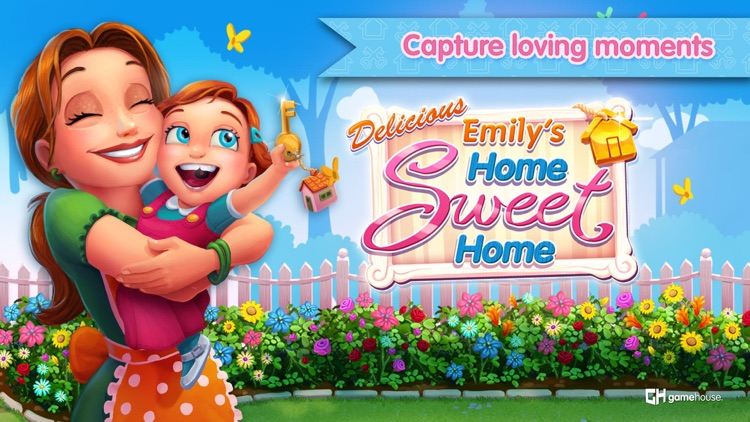 Delicious - Home Sweet Home screenshot-0