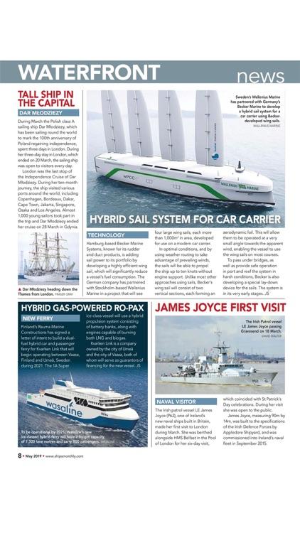 Ships Monthly Magazine screenshot-7