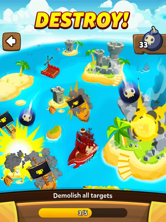 Pirate Kings™ screenshot