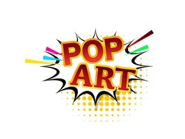 Pop Art Great Stickers Pack