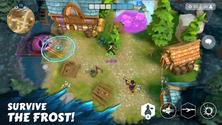 Frostfall screenshot-3