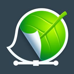 Ícone do app Bez - Vector Illustrator