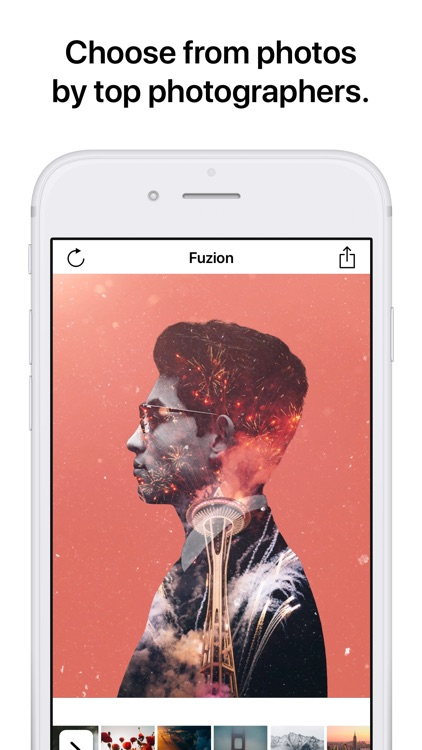 Fuzion - Portrait Mode Editor screenshot-1
