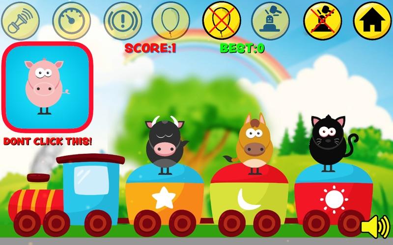 Choo Choo Train For Kids screenshot 4