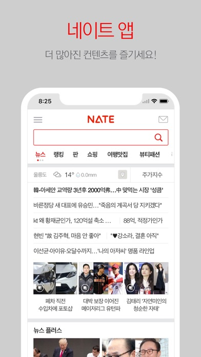 네이트 (NATE) for Windows