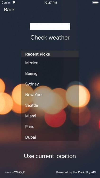 InstaWeather screenshot-8