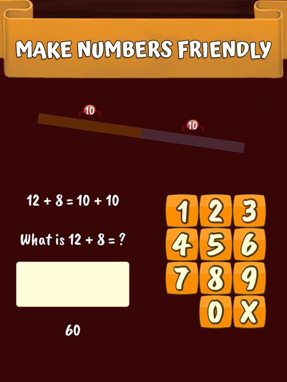 Math Bridges - Adding Numbersのおすすめ画像5