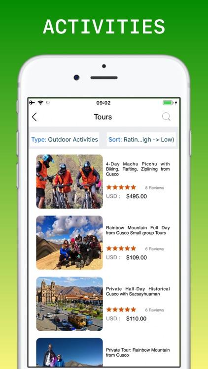 Machu Picchu Travel Guide screenshot-5