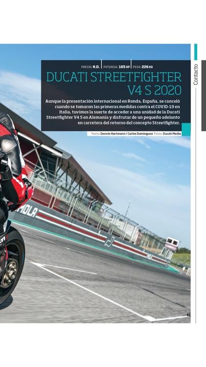 Motociclismo Panamericano screenshot-5