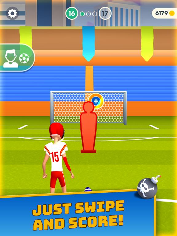 Flick Goal!のおすすめ画像2