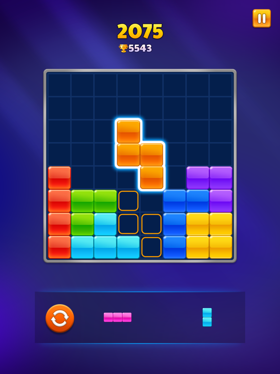 Perfect Block Puzzle screenshot 6