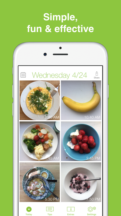 See How You Eat Food Diary Appのおすすめ画像3