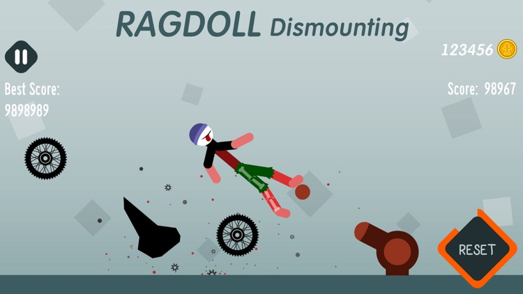 Ragdoll Dismounting screenshot-4