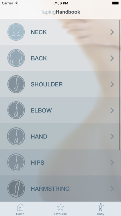 Taping Handbook screenshot-5