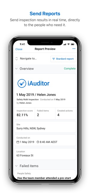 iAuditor - Inspection App on the App Store