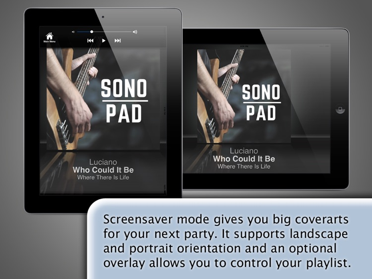 SonoPad for Sonos screenshot-4