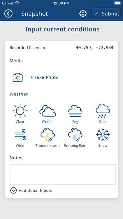 Weather Citizen