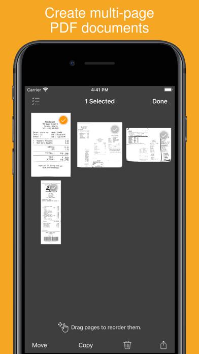Genius Scan - PDF Scanner screenshot three