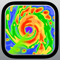 App Icon for NOAA Radar Map Live App in Colombia IOS App Store