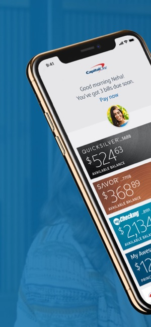 capital one credit card services phone number