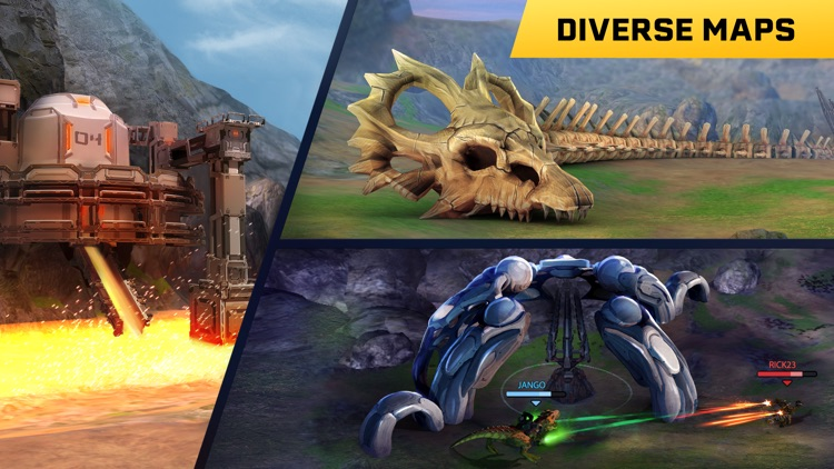 Dino Squad Online screenshot-3