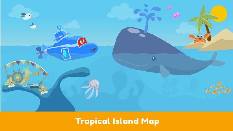 Carl Ocean Exploration School screenshot-4
