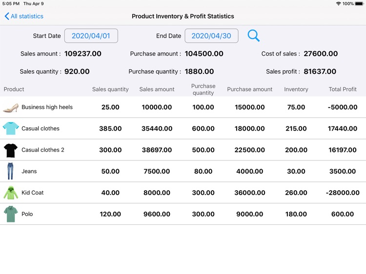 Retail Inventory+Order Manager screenshot-3