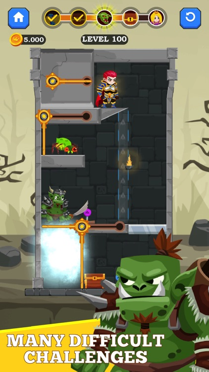Hero Rescue screenshot-3