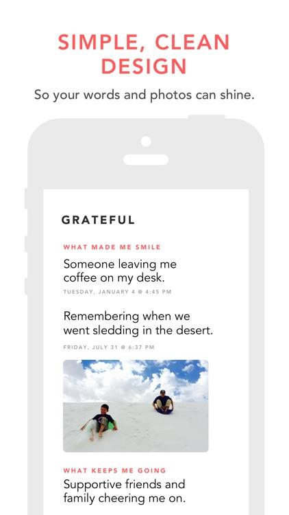 Grateful: A Gratitude Journal
