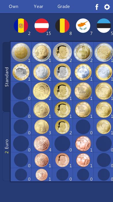 Euro Coin Collectionのおすすめ画像1