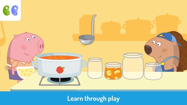 B&B Apple Jam - Cooking Game