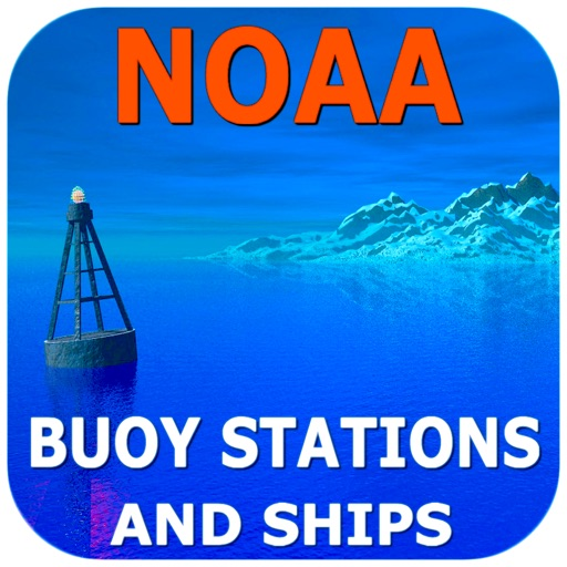 NOAA Buoy Stations & Ships Sea