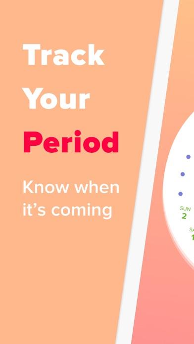 Period Tracker - Eve Screenshot