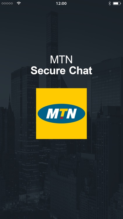 MTN Secure Chat screenshot-0