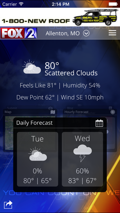 Top 10 Apps like 9NEWS WX in 2019 for iPhone & iPad
