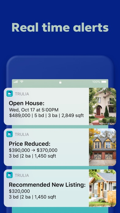 cancel Trulia Real Estate: Find Homes app subscription image 1