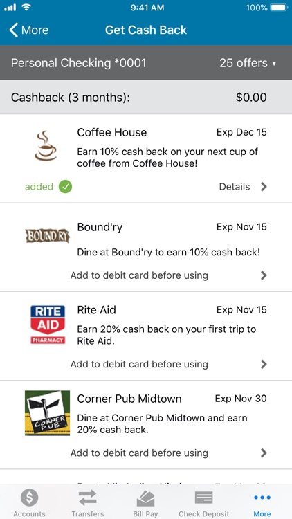 EECU Mobile Banking screenshot-6