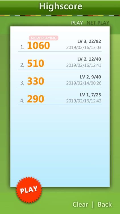 iSpellWord Game screenshot-4