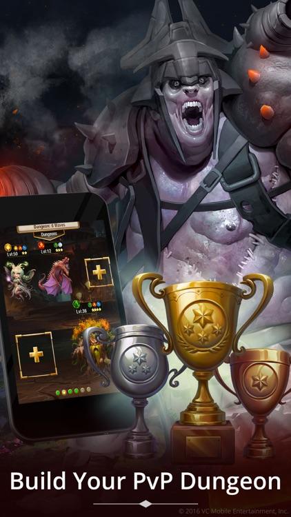 Creature Quest - Strategy RPG screenshot-0