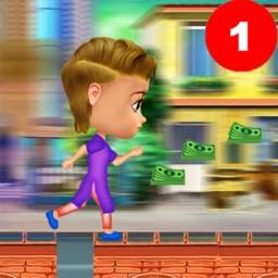 Trump's Run – Kid Running Game
