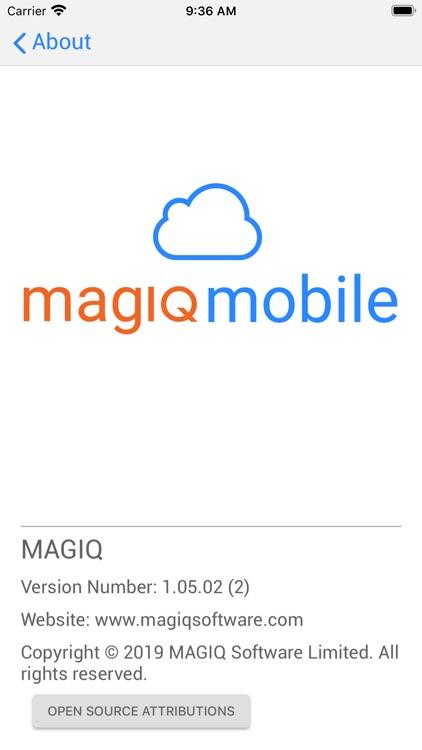MAGIQ Mobile screenshot-4