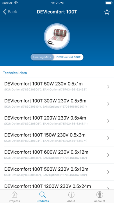 DEVIinstaller™ App Screenshot on iOS