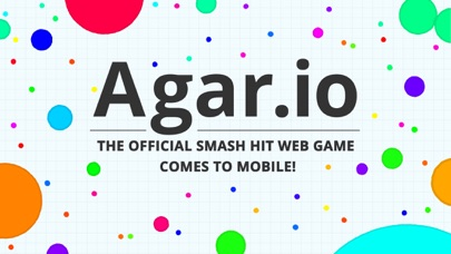 Screenshot from Agar.io