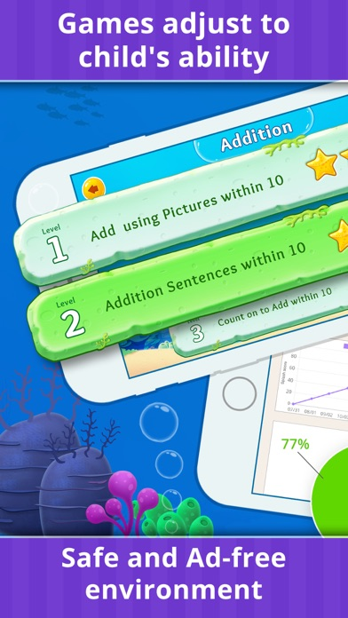 2nd Grade Math Learning Games review screenshots