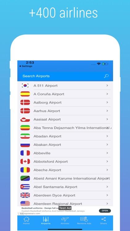 Air Flight Tracker screenshot-3
