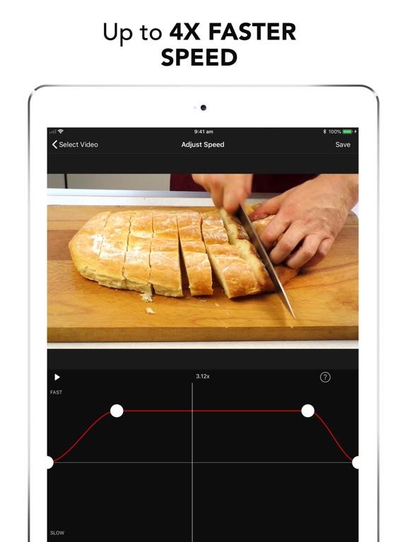 Slow Fast Motion Video Maker screenshot