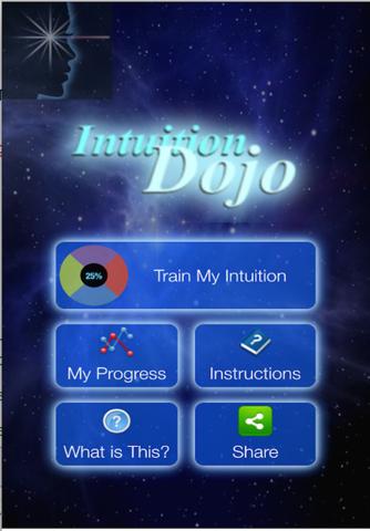 Intuition Dojo - náhled